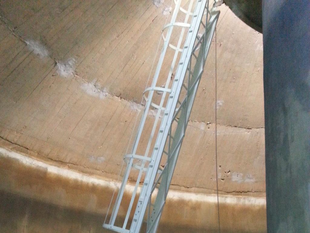 Fordiatec échelle pour bâtiment eau potable
