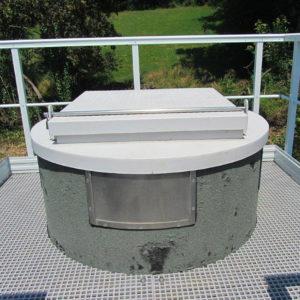 Fordiatec trappe pour équipement eau potable