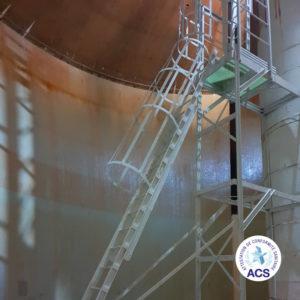 Fordiatec échelle ACS pour bâtiment eau potable
