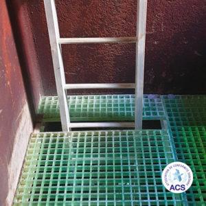 Fordiatec planchersstructurés ACS pour bâtiment eau potable